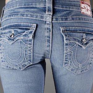 True Religion Disco Joey Big T 28x31 Jeans